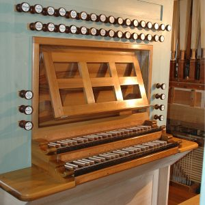 Orgelgehäuse